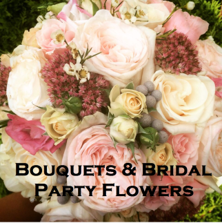 Bouquets & Bridal Party Flowers