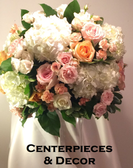 Centerpieces & Decor